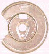 VOLVO 850 92- ...................... SPLASH PANE  BRAKE DISC, REAR AXLE LEFT, DIAMETER 1/